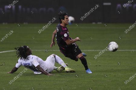 Editorial image of Concacaf Soccer, Guadalajara, Mexico - 30 Mar 2021