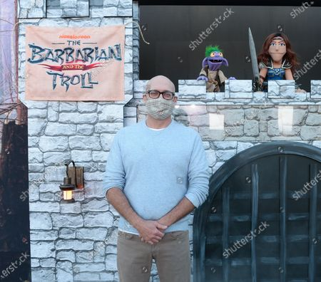 Mike Mitchell, Evan The Troll and Brendar the Barbarian