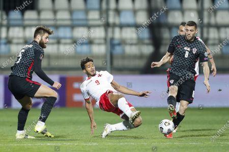 Editorial photo of Croatia Rijeka Football Fifa World Cup 2022 Qualifier Croatia vs Malta - 30 Mar 2021