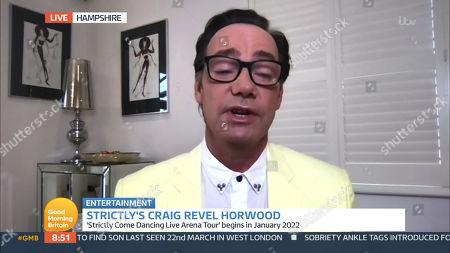 Stock Image of Craig Revel Horwood