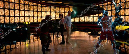 Jodie Comer and Ryan Reynolds