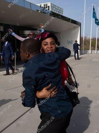 Editorial photo of International Court Ivory Coast, The Hague, Netherlands - 31 Mar 2021