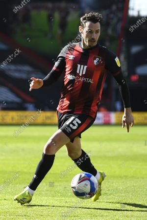 Adam Smith of AFC Bournemouth