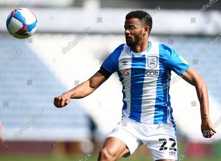 Fraizer Campbell of Huddersfield Town