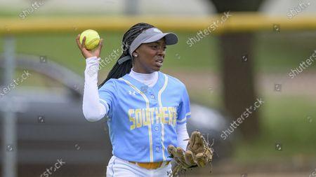 Editorial image of Southern Alabama St Baseball, Baton Rouge, United States - 26 Mar 2021