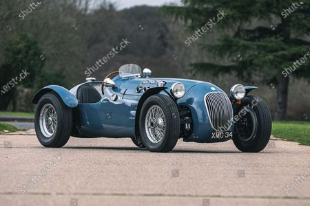 A historic Jaguar racing car that gave Sir Stirling Moss his big break has sold for a whopping £600,000.  The 1950 HWM Alta Jaguar was the first competitive racing car the legendary driver competed in.  Aged 20, he got behind the wheel of the motor at Goodwood racing circuit in West Sussex that year and came second for the low-budget HWM team.