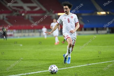 Editorial picture of World Cup Qualification  - Austria and Denmark, Vienna, USA - 31 Mar 2021
