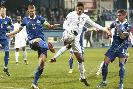 France player Raphael Varane