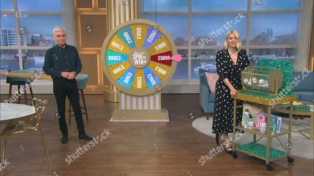Editorial photo of 'This Morning' TV Show, London, UK - 01 Apr 2021