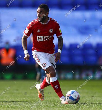 Danny Simpson of Bristol City