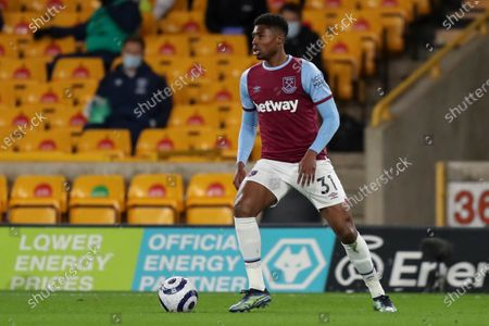 Ben Johnson of West Ham United