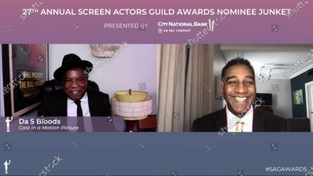 Isiah Whitlock Jr, Jr. and Norm Lewis - Da 5 Bloods - Cast in a Motion Picture