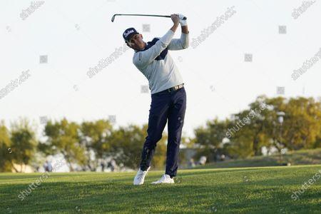 Editorial picture of Texas Open Golf, San Antonio, United States - 01 Apr 2021