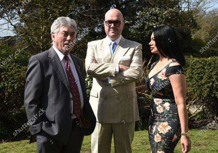 Editorial picture of 'Nemesis' photocall, Bournemouth, UK - 01 Apr 2021