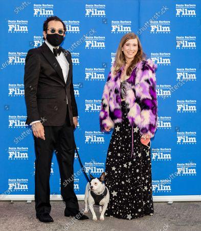Editorial image of 'Invisible Valley' opening night premiere, Santa Barbara International Film Festival, California, USA - 31 Mar 2021