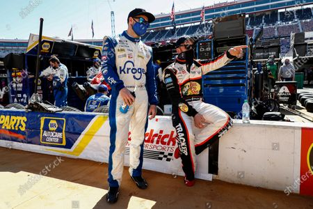 Editorial picture of NASCAR Auto Racing, Bristol, United States - 29 Mar 2021
