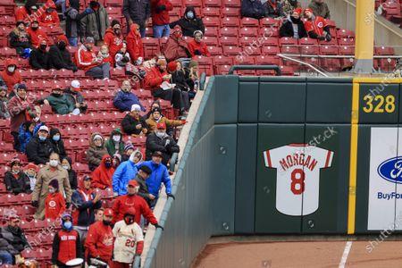 Editorial photo of Cardinals Reds Baseball, Cincinnati, United States - 01 Apr 2021