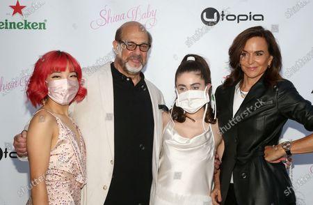 Editorial picture of 'Shiva Baby' film premiere, JW Marriott DTLA, Los Angeles, California, USA - 01 Apr 2021