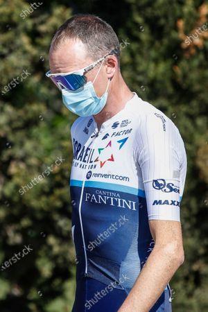 Editorial photo of 100th Volta Ciclista a Catalunya 2021 - Stage 3, Barcelona, Spain - 24 Mar 2021
