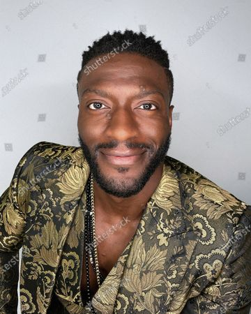 Stock Picture of Aldis Hodge