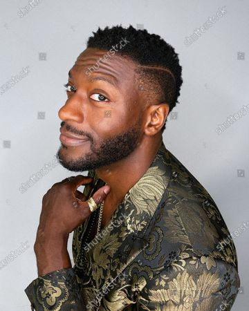 Stock Photo of Aldis Hodge