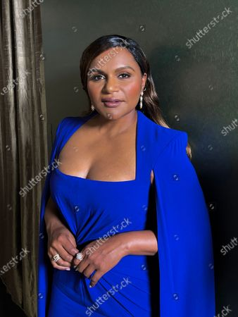 Stock Picture of Mindy Kaling