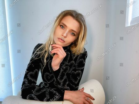 Editorial image of EXCLUSIVE - Official 27th Annual SAG Awards Actor Portraits by Shutterstock, USA - 02 Apr 2021