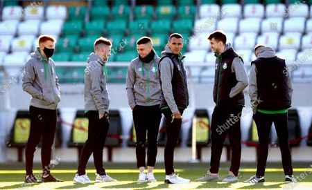 Editorial image of SSE Airtricity League Premier Division, Tallaght Stadium, Dublin - 02 Apr 2021