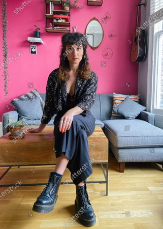 Stock Image of Bessie Carter