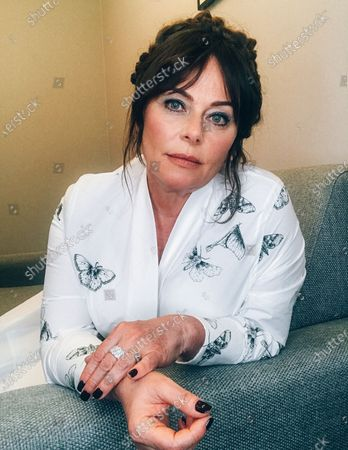 Stock Picture of Polly Walker