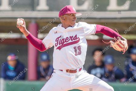 Editorial photo of NCAA Baseball Southern vs Texas Southern, Houston, USA - 02 Apr 2021