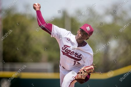 Editorial picture of NCAA Baseball Southern vs Texas Southern, Houston, USA - 02 Apr 2021