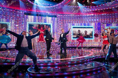 Editorial picture of 'Ant & Dec Saturday Night Takeaway' TV show, Series 17, Episode 7, London, UK - 03 Apr 2021