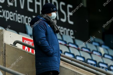 Stock Photo of England Head Coach Eddie Jones