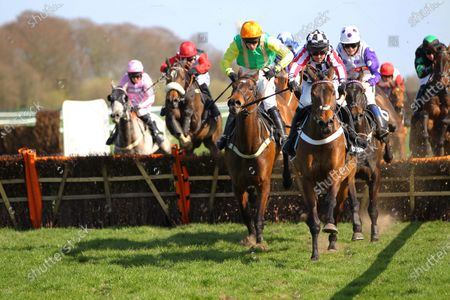 Editorial picture of Horse Racing - 03 Apr 2021