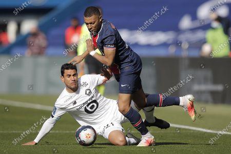 Editorial image of Soccer League One, Paris, France - 03 Apr 2021