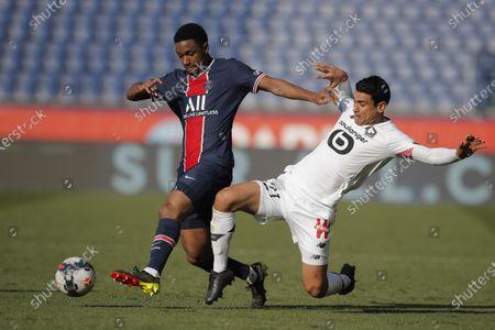 Editorial photo of Soccer League One, Paris, France - 03 Apr 2021