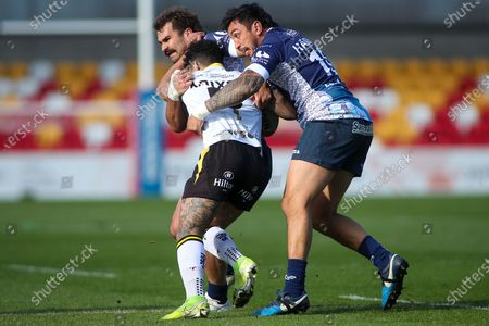 Editorial image of York City Knights v Toulouse, Betfred Championship - 03 Apr 2021