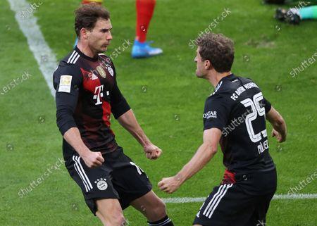 Editorial picture of Soccer Bunesliga, Leipzig, Germany - 03 Apr 2021