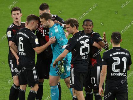 Editorial photo of Soccer Bunesliga, Leipzig, Germany - 03 Apr 2021