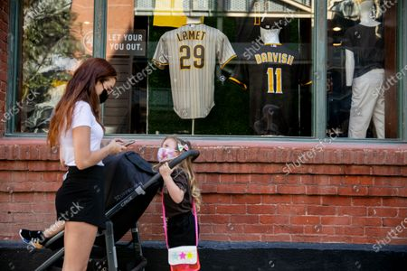Editorial image of San Diego Padres Opening Day, San Diego, California, USA - 01 Apr 2021