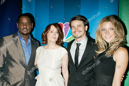 Blair Underwood, Laura Innes, Josh Ritter and Sarah Roemer