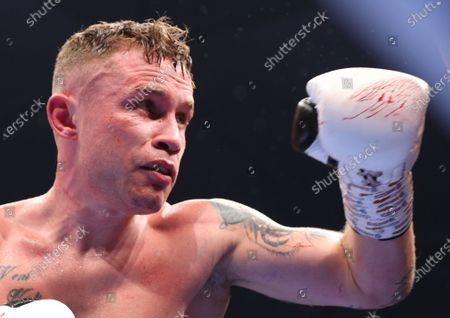 Editorial photo of Dubai Fight Night boxing match - Jamel Herring vs Carl Frampton, United Arab Emirates - 03 Apr 2021