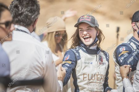 Catie Munnings (GBR), Andretti United Extreme E during the 2021 Extreme E Desert X Prix