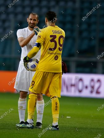 Editorial image of Torino FC v Juventus - Serie A, Turin, Italy - 03 Apr 2021
