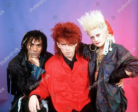 Editorial image of THOMPSON TWINS - 1985