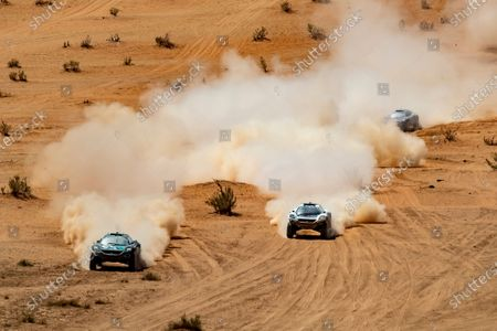 Editorial picture of 2021 XE Desert X Prix, Riyadh Street Circuit, Diriyah, Saudi Arabia - 04 Apr 2021