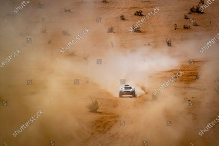 Stock Photo of Catie Munnings (GBR)/Timmy Hansen (SWE), Andretti United Extreme E during the 2021 Extreme E Desert X Prix