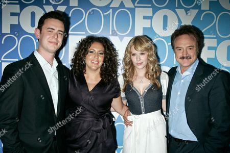 Colin Hanks, Diana Maria Riva, Jenny Wade and Bradley Whitford