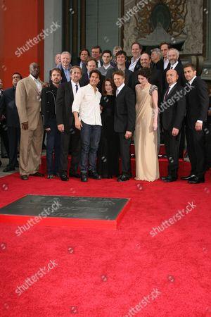 Billy Bob Thornton, Nicolas Cage, Jerry Bruckheimer, Tom Cruise, Gemma Arterton, Sir Ben Kingsley, Jake Gyllenhaal, Jon Voight, Michael Clark Duncan and Justin Bartha